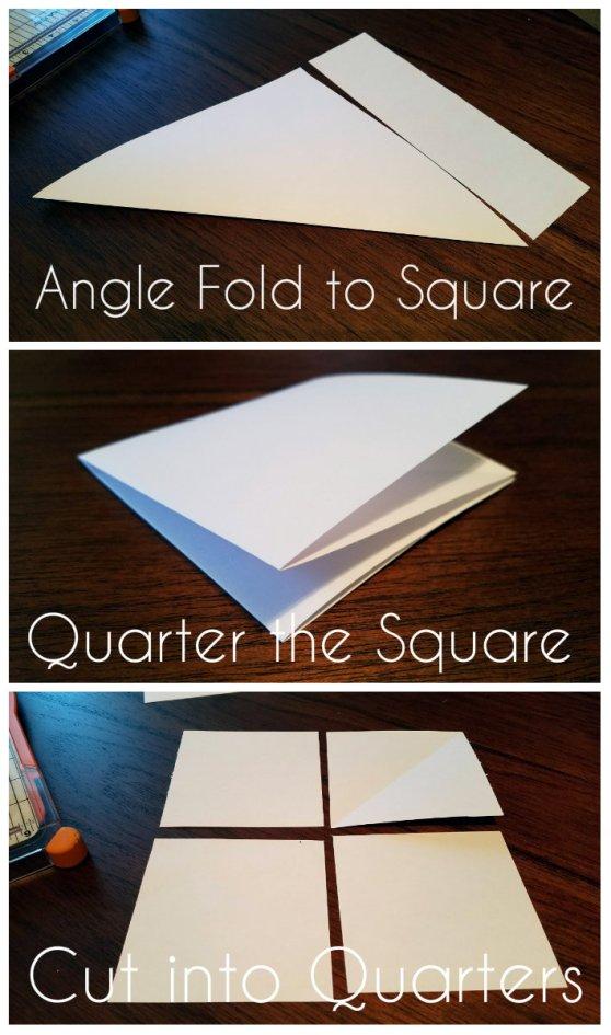 paper square